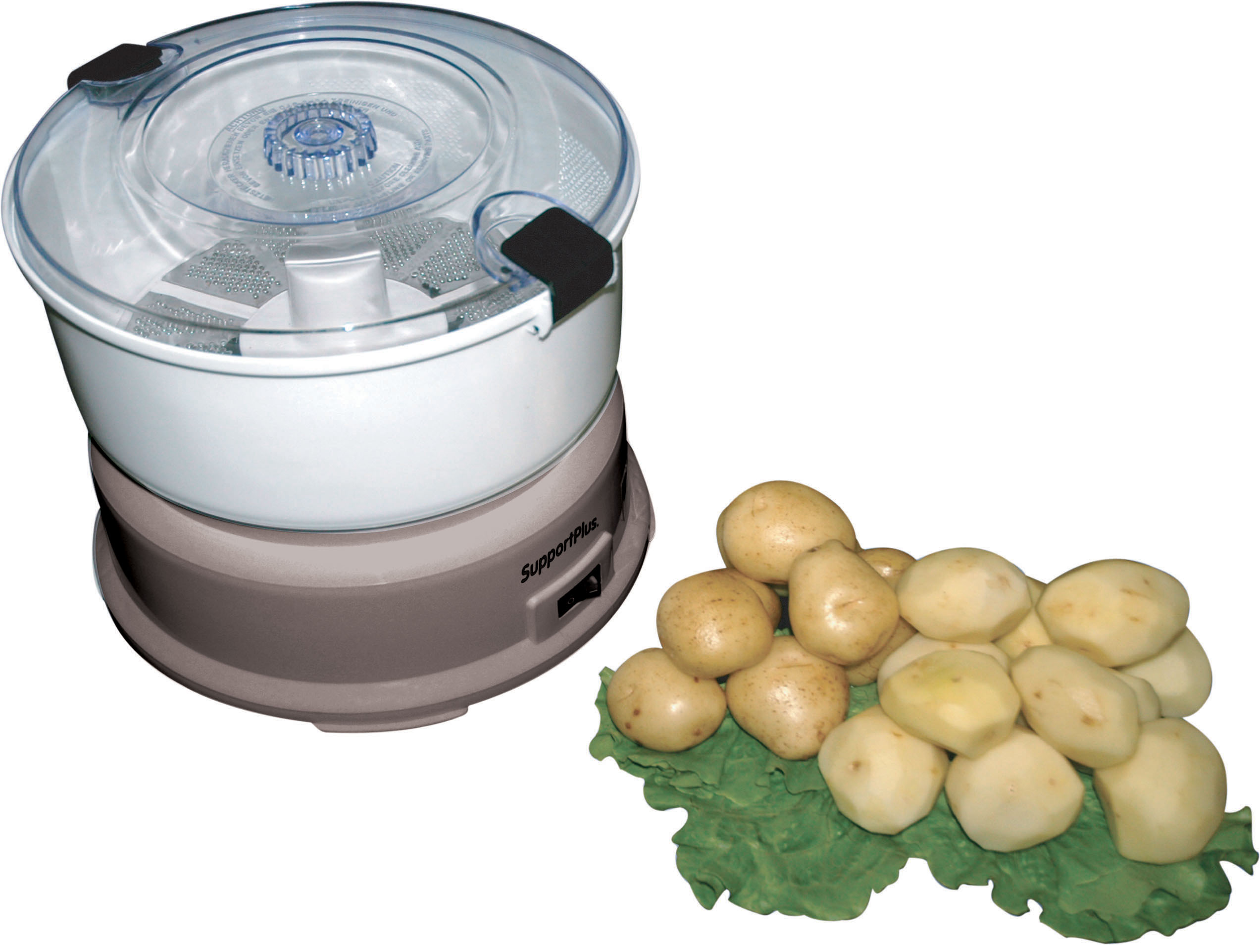 Electric Potato Slicer ~ Creative household products max concept
